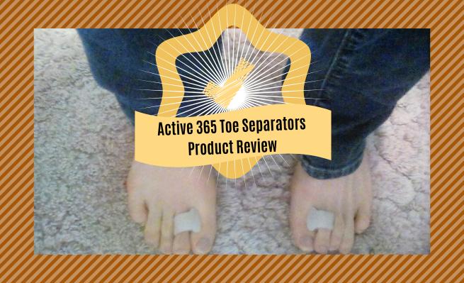Active 365 Toe Separators Product Review