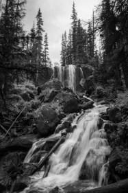 Cataract Creek Falls