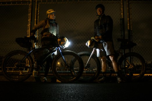 4am Biking in Downtown Spokane is AWESOME