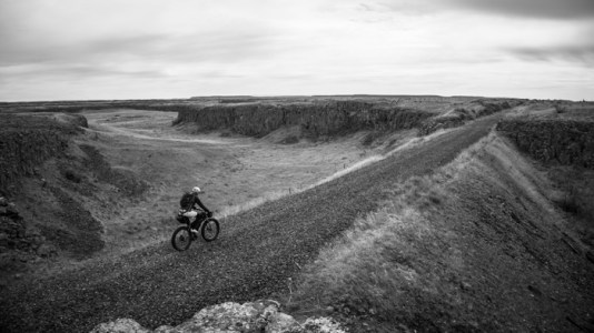 Scablands Along the Trail
