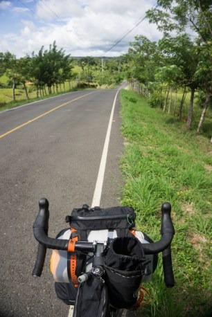 Nicoya Penninsula Roads are EXCELLENT for Bicycle Touring