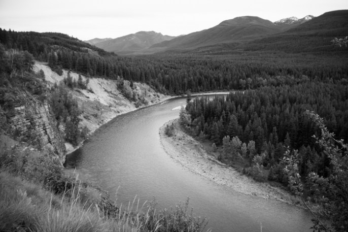 South Fork of the Flathead River