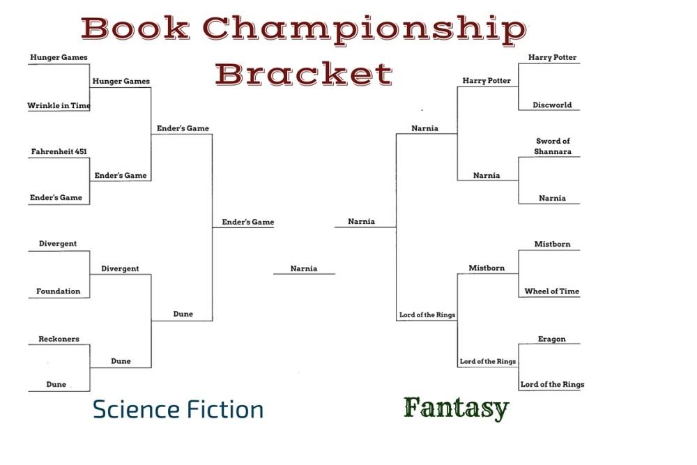 book championship tournament