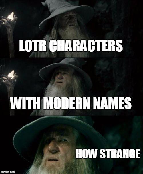 Gandalf meme