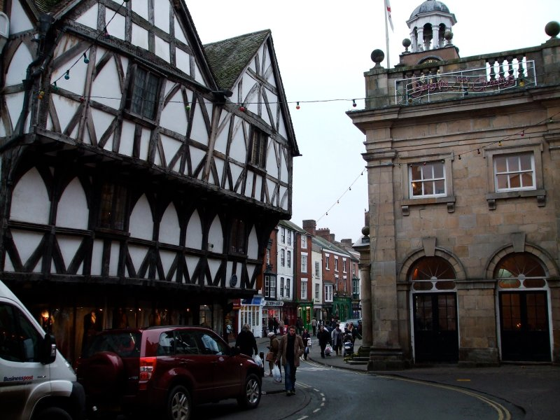 photo of ludlow's butter cross