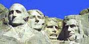 Erin Dotsey's Visit to Mount Rushmore