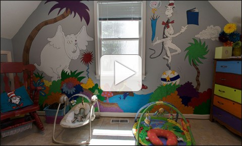 Click to see the nursery in 3D