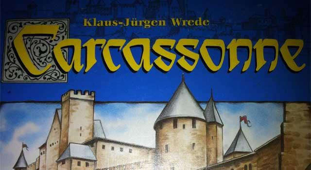 Carcassonne Revenge