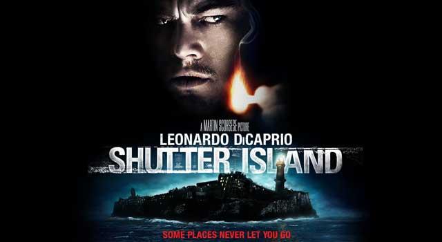 Half of Shutter Island