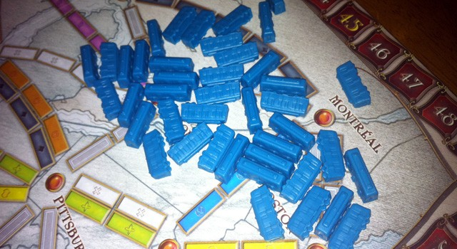 Ticket to Ride with the Konnys