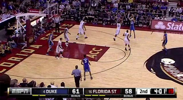 Duke's Revenge on Florida State