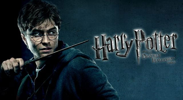 Last Two Harry Potters