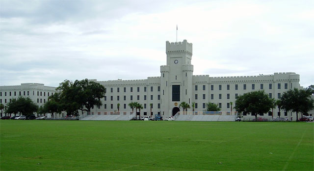 The Citadel – National Champs