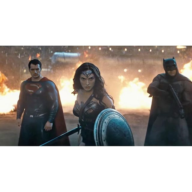 I mean, I enjoyed it, for whatever that's worth. Was it perfect? No. I think people are jumping on the negativity bandwagon. Go see it and enjoy the ride. #BatmanvSuperman