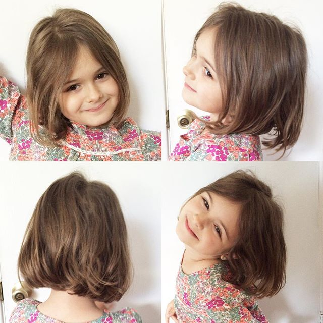 #Meliamae and her latest #haircut. #shorthair #lovemygirl #socute