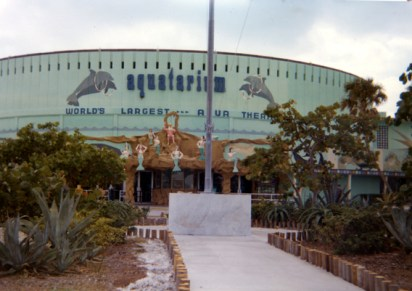TBT – The Aquatarium on St Pete Beach