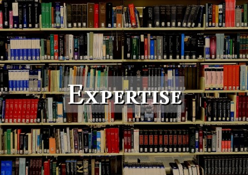 Expertise & Experience