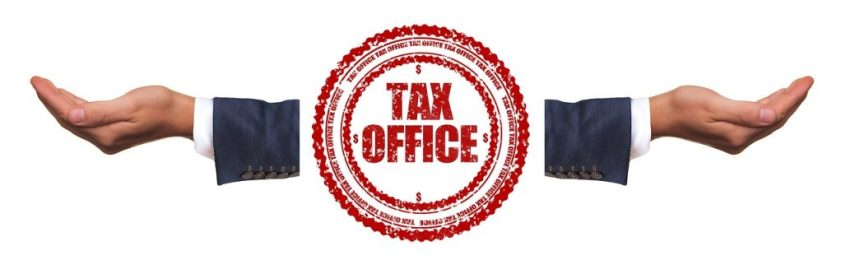 The dreaded tax office