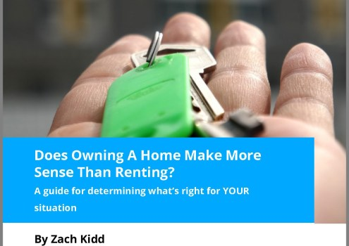 Owning or Renting – which is right for YOU?