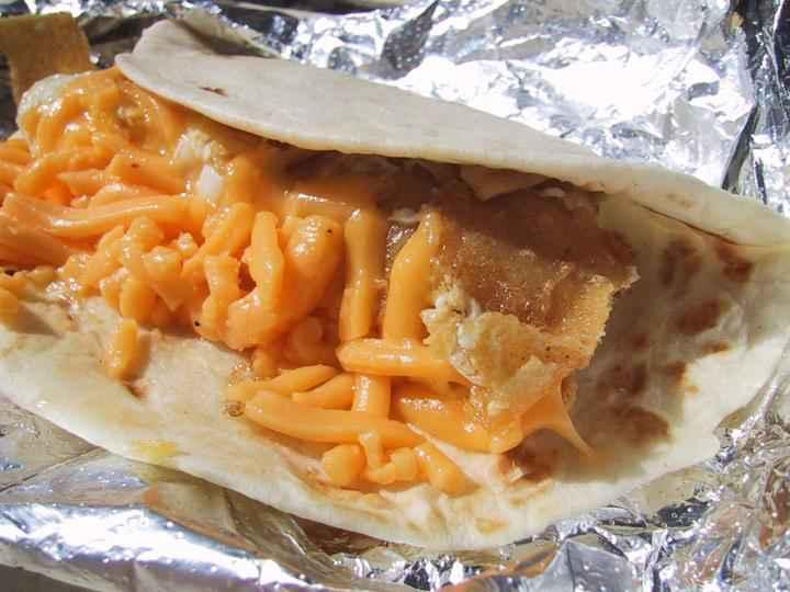 Breakfast Taco 1