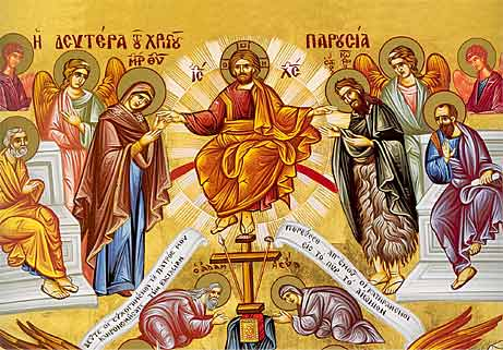 Throne of Christ 1