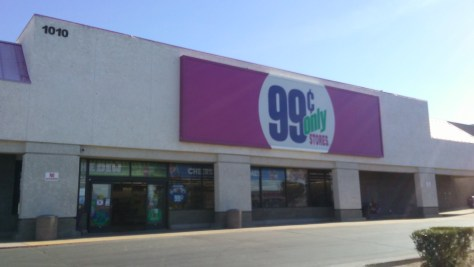 Needles CA Pending Closure Of The 99 Cents Only Store Is Confirmed