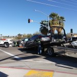 Breaking News: Needles, CA: Two vehicle crash at intersection of Needles Highway and North K Street.