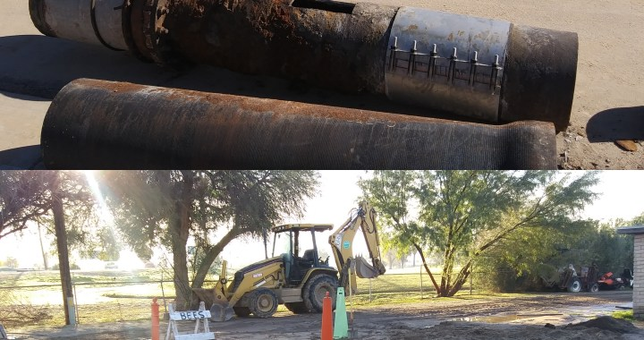News Update: Needles, CA: Latest information regarding the Lillyhill Drive bridge and 1300 River Road water line ruptures.