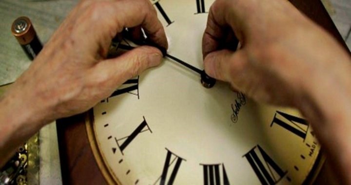 Colorado River Tri-State: Daylight Saving Time begins early Sunday morning.