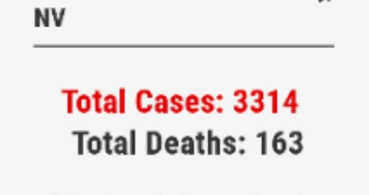 News Update: Clark County, NV: COVID-19 Information; Positive Cases: 3,314 and Deaths: 163.