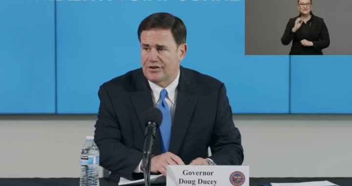 News Alert: Arizona: Governor Doug Ducey announced Stay At Home order ending Friday and replaced with new guidance in next phase of Arizona Recovery from COVID-19.