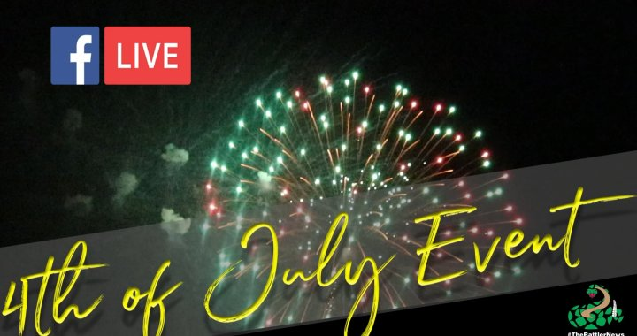 Live News Alert: Kingman, AZ: Mohave County Rattler presents 2nd Annual Kingman's Fourth of July Celebration Fireworks Show.
