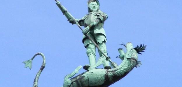 23 kwietnia obchodzimy Dzień Św. Jerzego