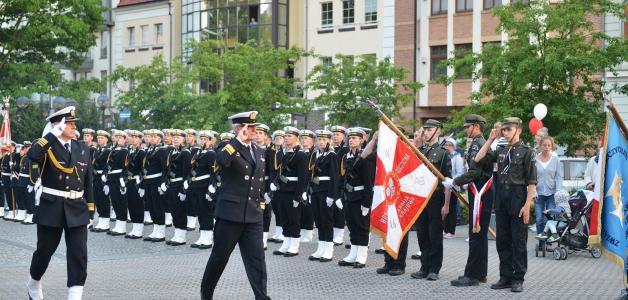 ZHR na 100 lecie Marynarki Wojennej RP