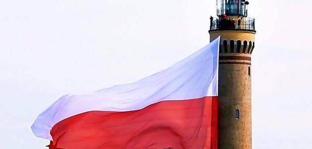 Wieszaliśmy największą flagę