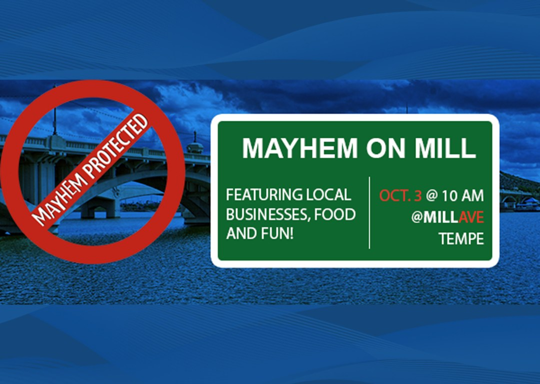 Mayhem On Mill – Regional Office Opening Event and Employee Engagement Campaign