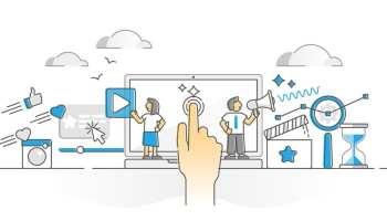 bigstock Online Marketing Campaign Tool 389623897