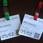 Zac & Beth visit Google World Headquarters