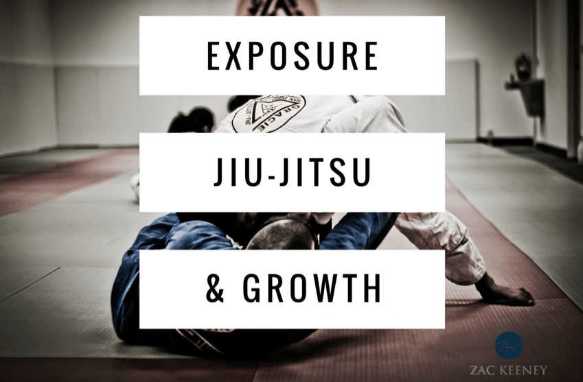 Jiu Jitsu Exposure Growth