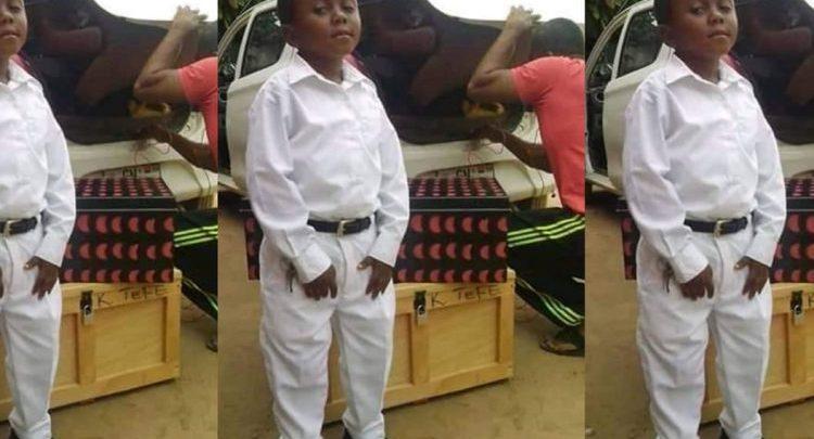 Adisco's Elvis Tefe at it again; dazzles during Kobby Salm's ITMOC school tour
