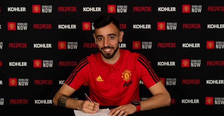 Manchester United signs Bruno Fernandes from Sporting Lisbon – Citi Sports Online