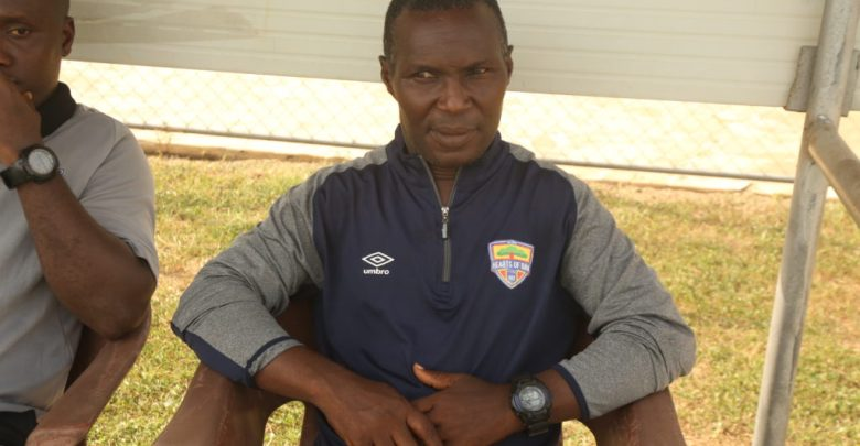 """""""Drawing with AshGold was a bad result for us""""- Hearts coach Edward Odoom – Citi Sports Online"""