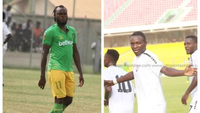 Yahaya Mohammed has scored 67% of Aduana's goals; Adebayor has 54% of Inter Allies' – Citi Sports Online