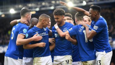 Resurgent Everton go seventh with win over Crystal Palace – Citi Sports Online