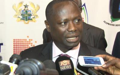 Armah Kofi Buah ranked best-performing MP in Western, Western North Regions