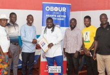 Obour files nomination to contest Asante Akyem South NPP parliamentary primaries
