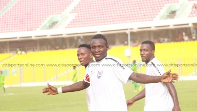 Inter Allies forward, Victorien Adebayor