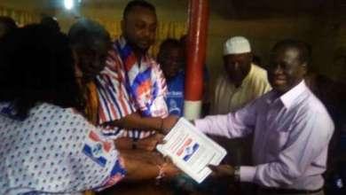 Education Ministry PRO Ekow Assafuah eyes Tafo-Pankrono seat