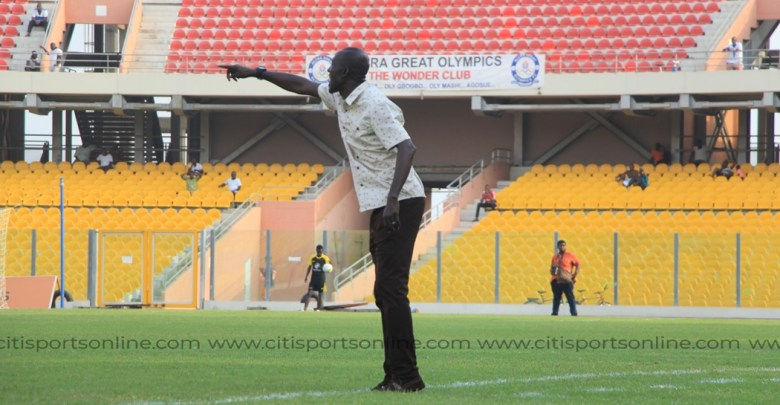 Prince Koffie resigns as Accra Great Olympics head coach after 4 losses in 7 matches – Citi Sports Online