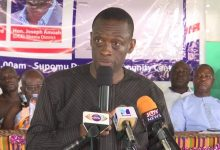 W/R Minister Kobina Okyere-Darko faces competition from three aspirants